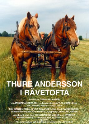 Close to the Soil / Thure Andersson i Rävetofta